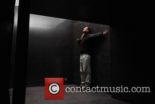 Antony Gormley's dark exhibition