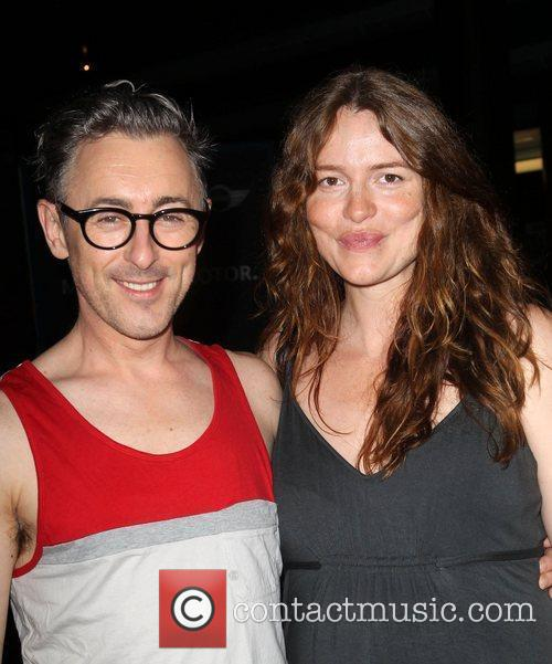 Alan Cumming and Saffron Burrows 2