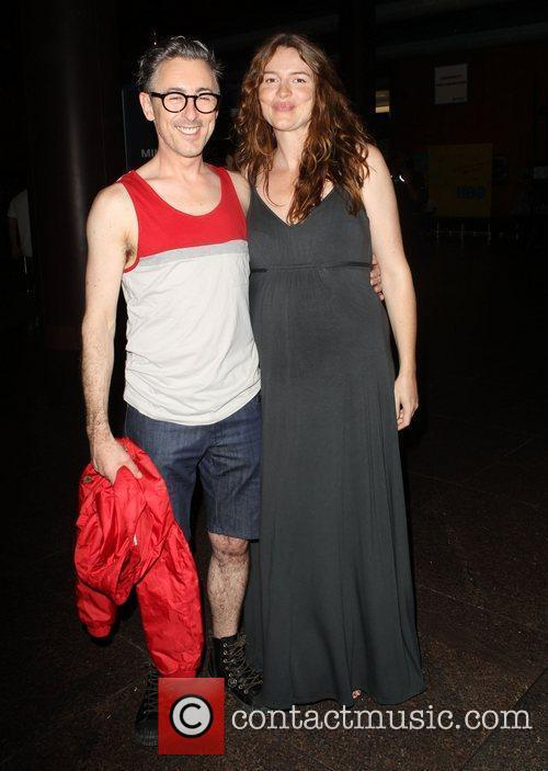 Alan Cumming, Saffron Burrows