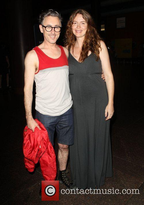 Alan Cumming and Saffron Burrows 4