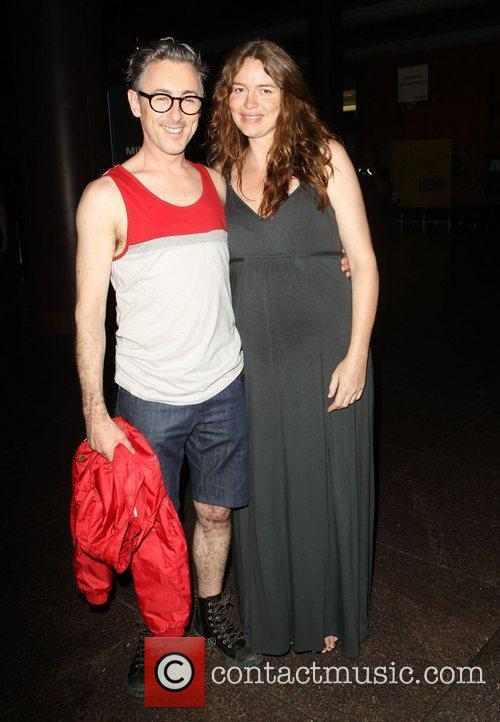 Alan Cumming and Saffron Burrows 5