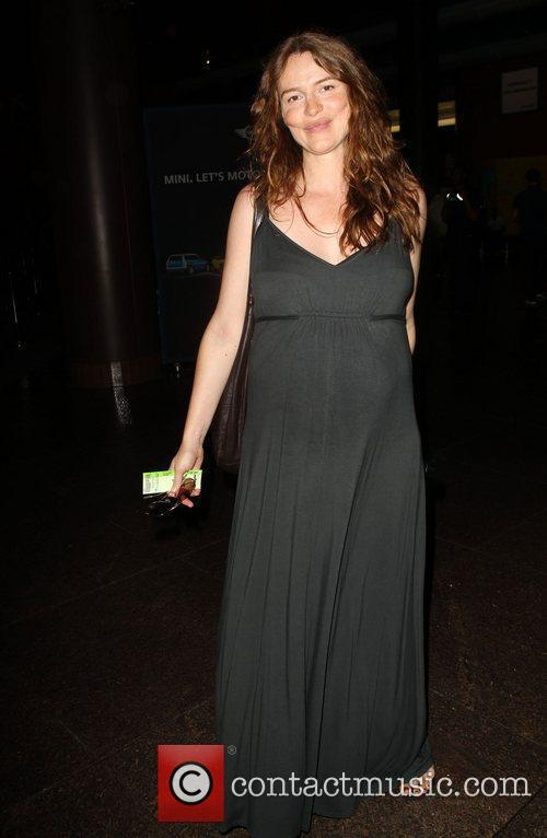 Saffron Burrows The 30th Los Angeles Gay and...