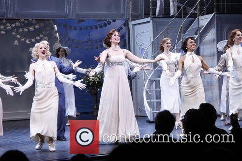 The 400th Performance of the Broadway musical 'Anything...
