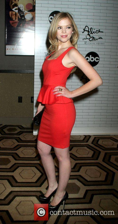 Dreama Walker and Tribeca Grand Hotel 1