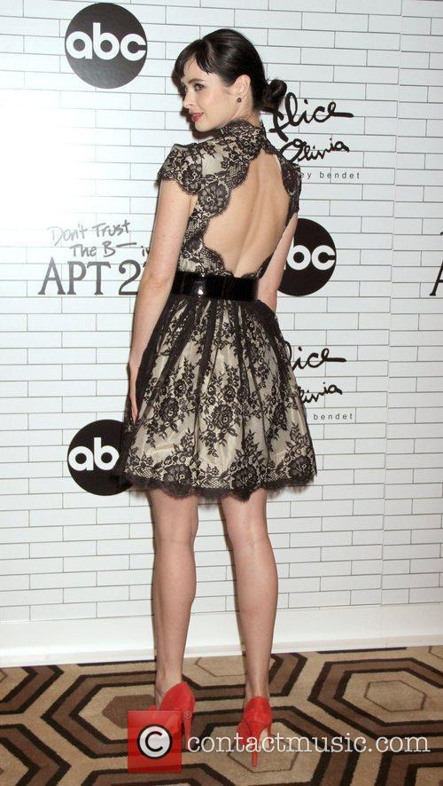 Krysten Ritter and Tribeca Grand Hotel 1