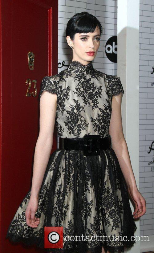 Krysten Ritter and Tribeca Grand Hotel 9