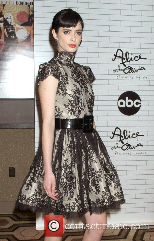 Krysten Ritter and Tribeca Grand Hotel 7