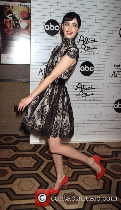 Krysten Ritter and Tribeca Grand Hotel 8
