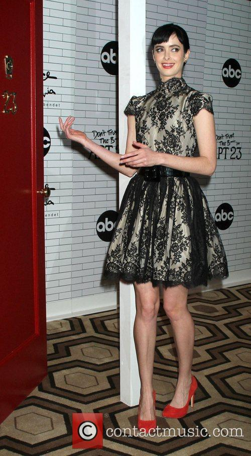 Krysten Ritter and Tribeca Grand Hotel 10