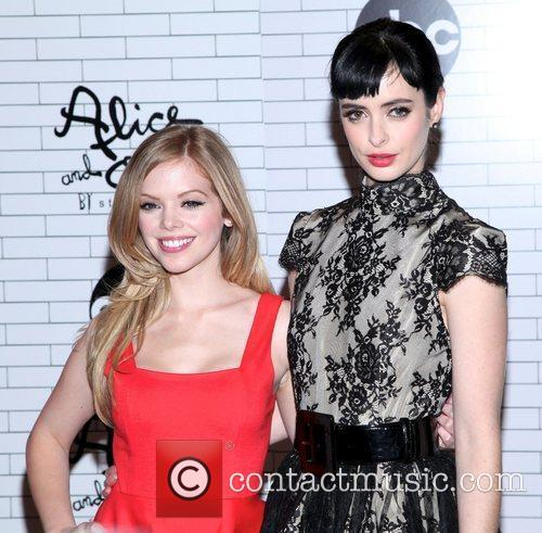 Dreama Walker, Krysten Ritter and Tribeca Grand Hotel 4