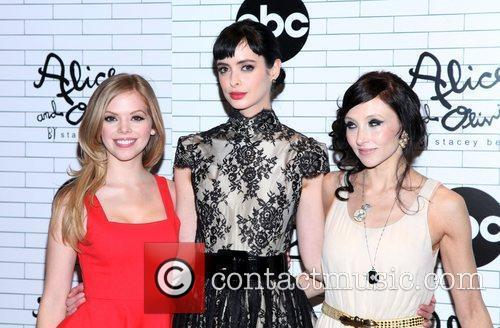 Dreama Walker, Krysten Ritter, Stacey Bendet and Tribeca Grand Hotel 5