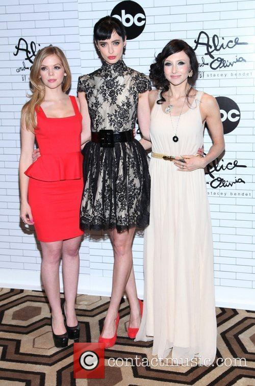 Dreama Walker, Krysten Ritter, Stacey Bendet and Tribeca Grand Hotel 6