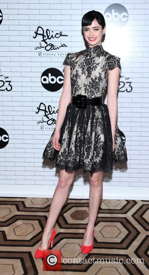 Krysten Ritter and Tribeca Grand Hotel 12