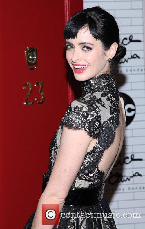 Krysten Ritter and Tribeca Grand Hotel 19