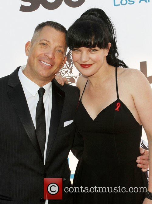 David Cooley, Pauley Perrette The Abbey hosts APLA's...