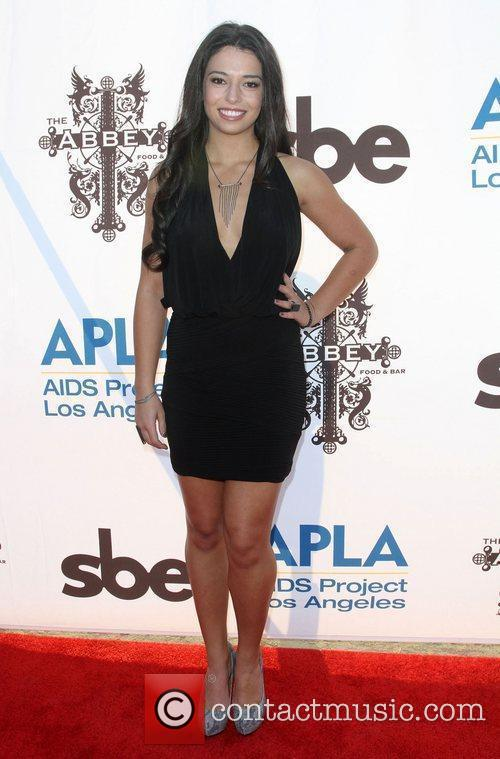 Molly Thomas The Abbey hosts APLA's 'The Envelope...