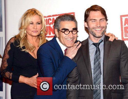 Jennifer Coolidge, Eugene Levy and Seann William Scott 2