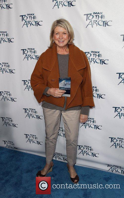 martha stewart to the arctic special screening 5823186
