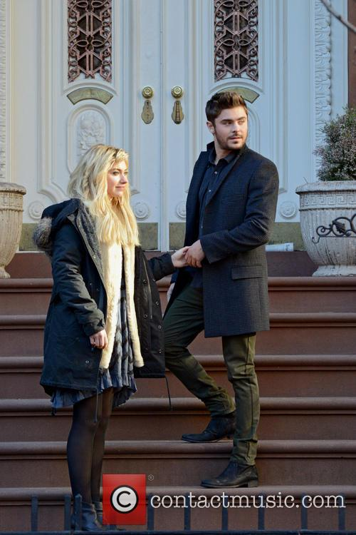 Zak Efron and Imogen Poots 10