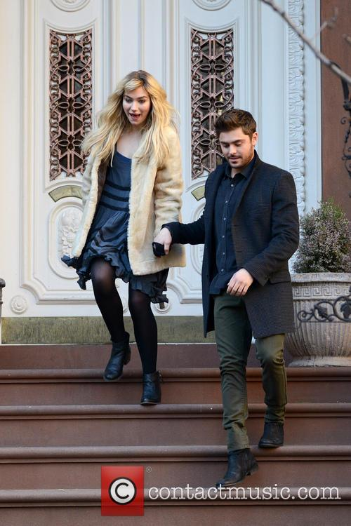 Zak Efron and Imogen Poots 14