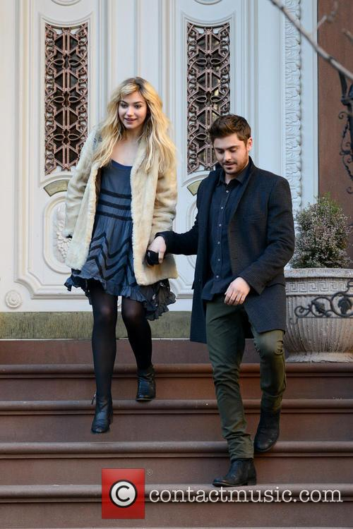 Zak Efron and Imogen Poots 19