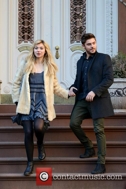 Zak Efron and Imogen Poots 11