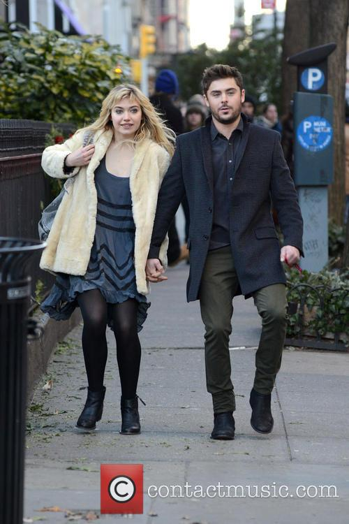 Zak Efron and Imogen Poots 9