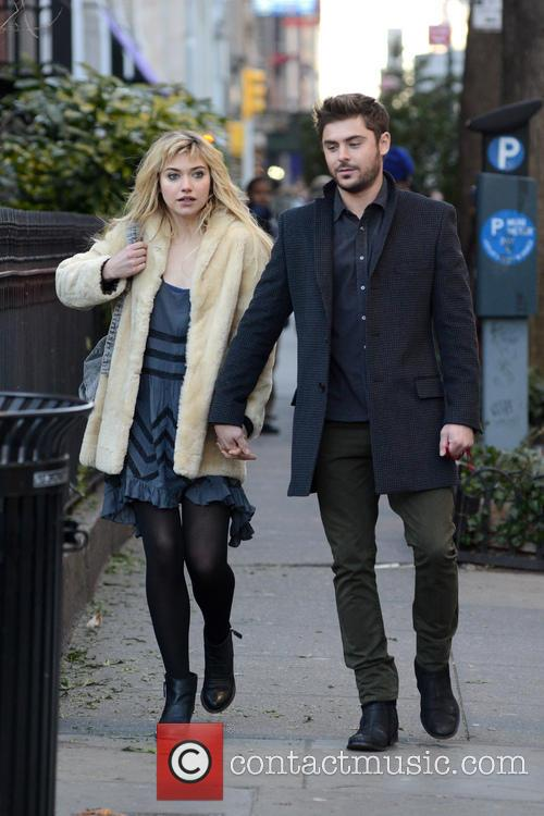 Zak Efron and Imogen Poots 2