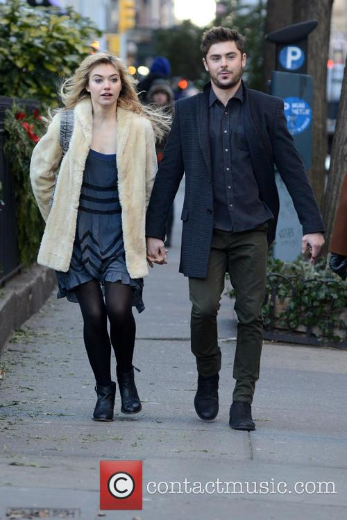 Zak Efron and Imogen Poots 1