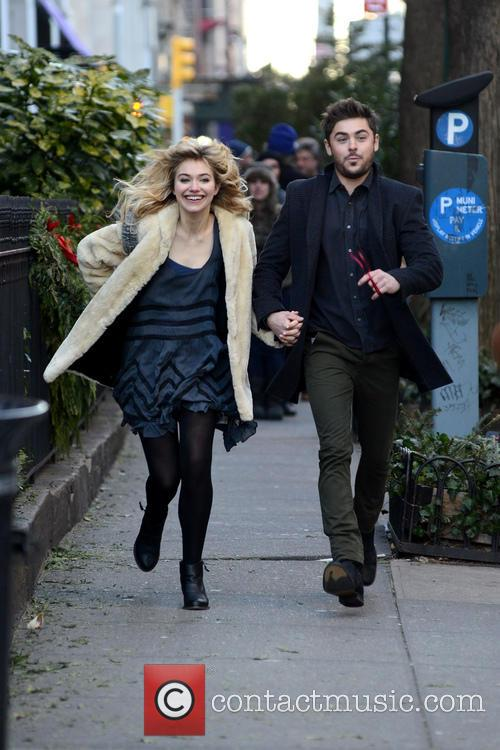 Zak Efron and Imogen Poots 4