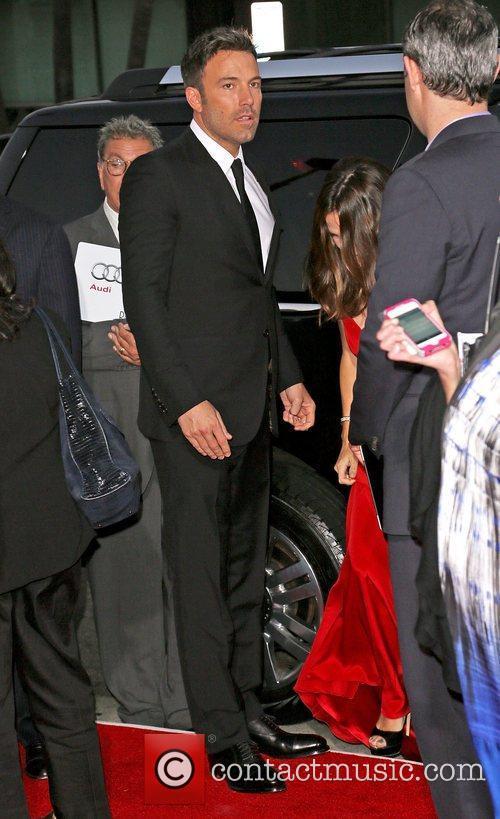 Ben Affleck and Jennifer Garner 'Argo' - Los...
