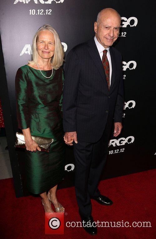 Suzanne Newlander Arkin and Alan Arkin 2