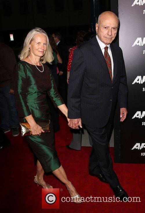 Suzanne Newlander Arkin and Alan Arkin 1