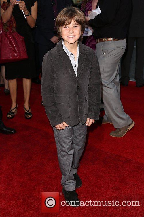 Aidan Sussman 'Argo' - Los Angeles Premiere at...