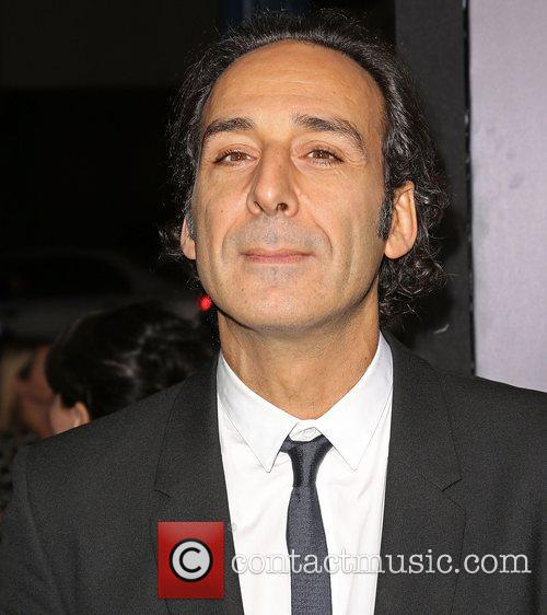 Alexandre Desplat 'Argo' - Los Angeles Premiere at...