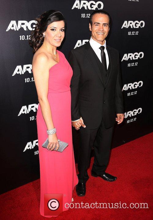 Ali Saam 'Argo' - Los Angeles Premiere at...