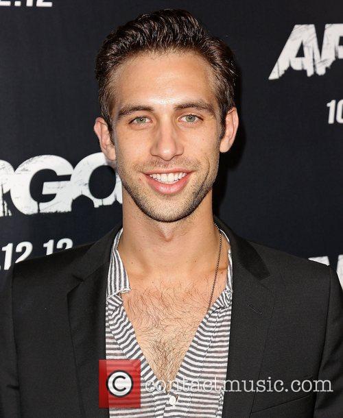 Blake Berris 'Argo' - Los Angeles Premiere at...