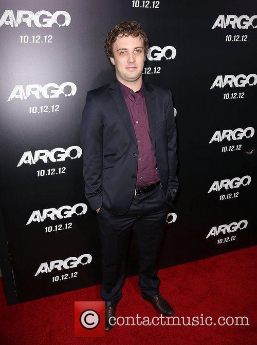Jozef Fahey 'Argo' - Los Angeles Premiere at...