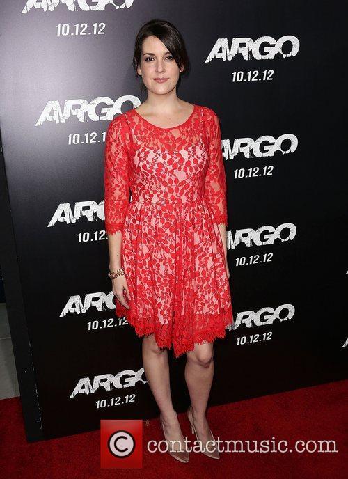 Melanie Lynskey 'Argo' - Los Angeles Premiere at...