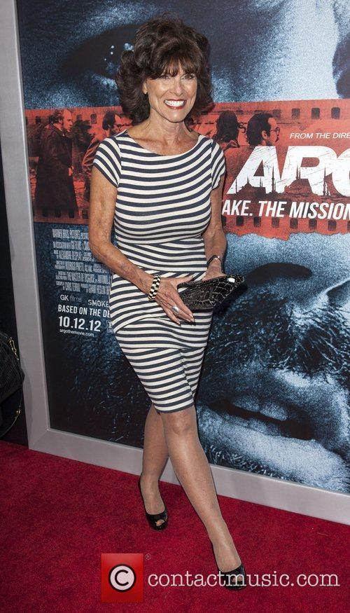 adrienne barbeau arrives at the argo  4114523