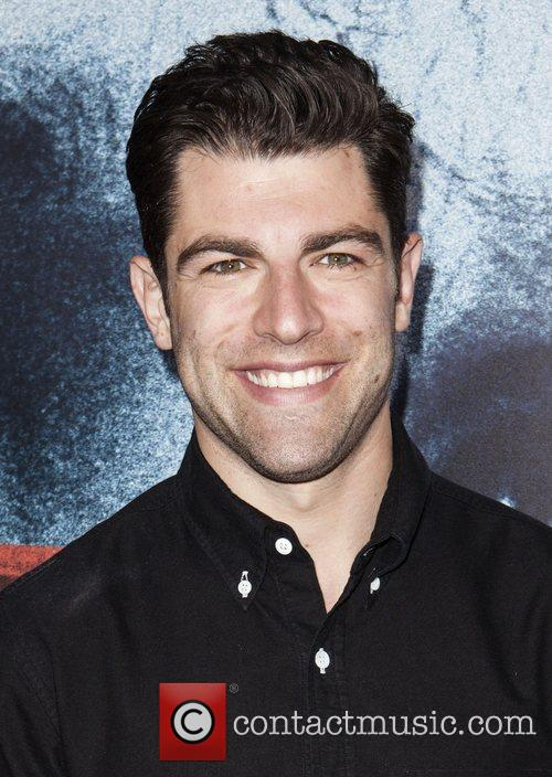 max greenfield arrives at the argo  4114504
