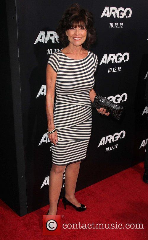 Adrienne Barbeau arrives at the 'Argo' - Los...