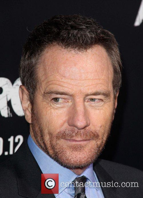 Bryan Cranston arrives at the 'Argo' - Los...