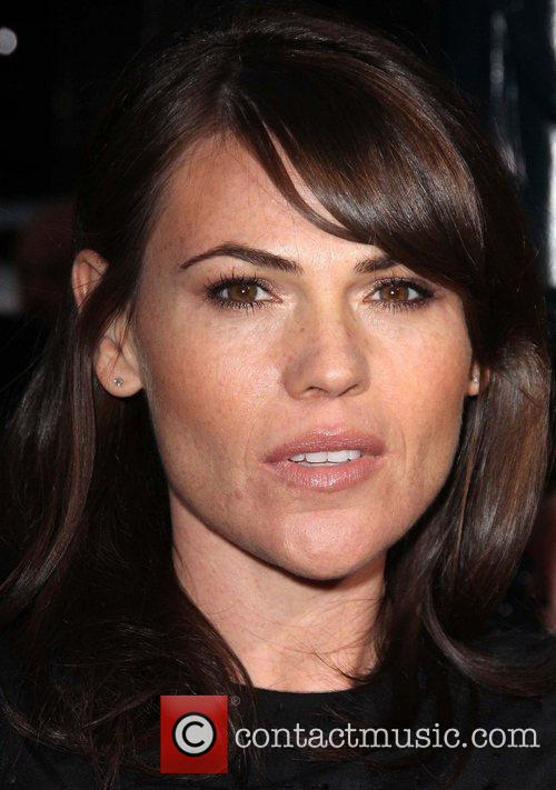 Clea DuVall arrives at the 'Argo' - Los...