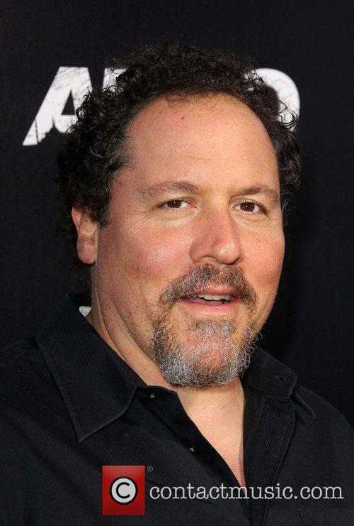 Jon Favreau arrives at the 'Argo' - Los...