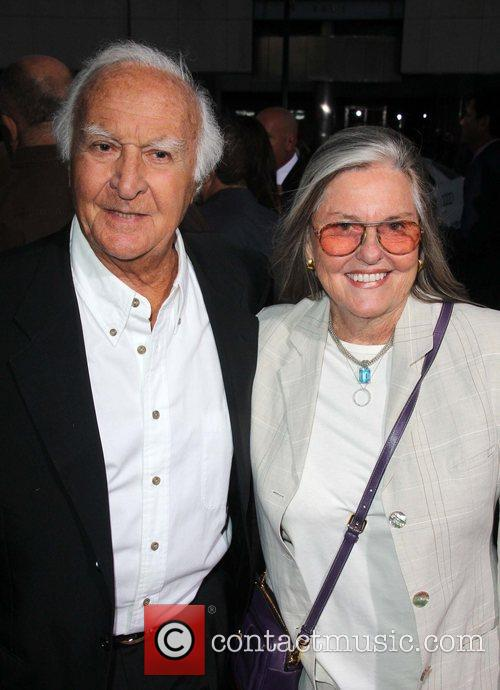 Robert Loggia arrives at the 'Argo' - Los...