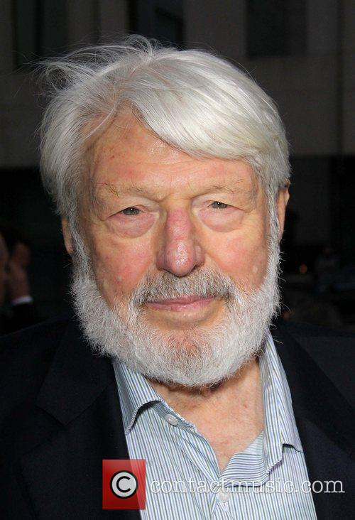 Theodore Bikel arrives at the 'Argo' - Los...