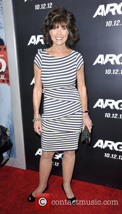 adrienne barbeau arrives at the argo  4114388