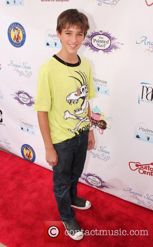 Josh Feldman Ariana Sloan's Sweet 16th birthday party...