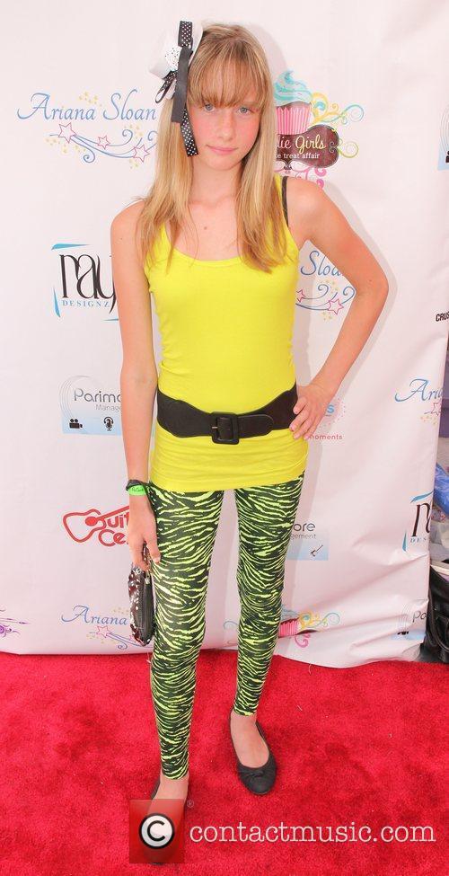 Karisma Collins Ariana Sloan's Sweet 16th birthday party...